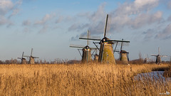 Another look at Kinderdijk than usual photo by BraCom (Bram)