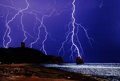 Lightning Storm... photo by Lazaros2010