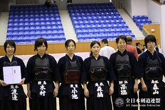 52nd All Japan Women's KENDO Championship_158