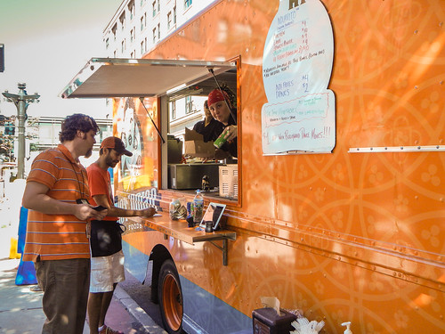 Hot Indian Food Truck