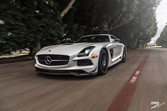 Mercedes SLS AMG Black Series photo by I am Ted7