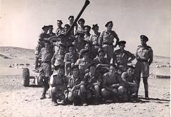 RFM- 1943 - Héliopolis en Egypte -  SCHIKELE à droite - Fonds H. Fercocq