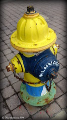 Yellow top fire hydrant photo by Thad Zajdowicz (Thanks for 1.1 million+ views!)