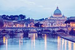 Ponte Sant'Angelo photo by EricP2x