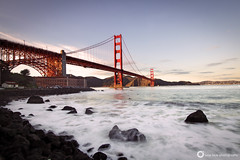 Golden Gate Bridge photo by PiscesDreamer