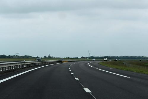 [A71] Autoroute l'Arverne - Levet (France)