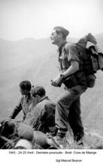 1945 24-25 Avril_Breil_Croix de Mairige_Marcel Beyron - Fonds Emile Gauthier
