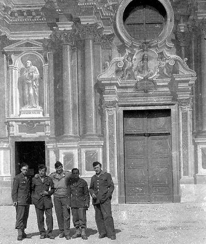 BM XI- 1945 mai Cuneo  - col. René Fessy