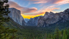 Yosemite - Morning Rise photo by SpreadTheMagic