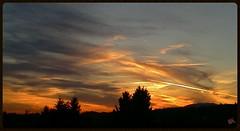 Streaked Evening Sky photo by ikan1711