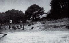 1944 - Debarquement sur la plage de Cavalaire 17 aout 44