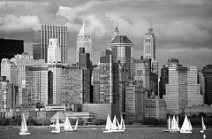 Mount Gay Rum Boats on The Hudson photo by Nina Wolfe Photography