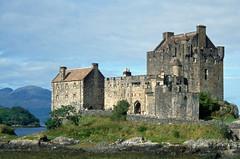 Eilean Donan Castle photo by TablinumCarlson