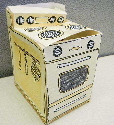 Cute Cupcake Oven