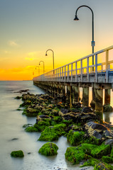 Lagoon Pier photo by Carlos Barrero