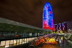 Night colours photo by Ramón M. Covelo