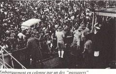 BP - 1941 -Embarquement sur le zelandia Mémoires de Roger Ludeau