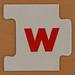 Spell & Learn Letter w