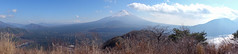 Panorama of Mt.Fuji and Fuji 5 Lakes (1) photo by peaceful-jp-scenery