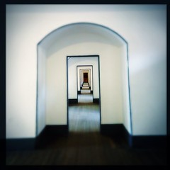 Endless Hallway - Fort Point photo by shollingsworth