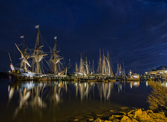 Blue Hour Boats photo by Deb Felmey