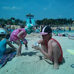 playing in the sand<br/>13 Jul 2013