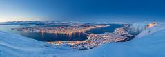 December in Tromsø: 2PM photo by hanneketravels