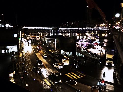 Lausanne nocturnes