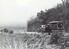 1941- Erythrée- Route entre barbua et bua -AFL