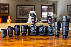 My Nikon Equipment - Getting Even Bigger photo by Jim Boomer Photography