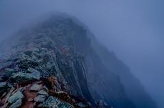 Baxter Peak photo by Posnov