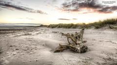 Nairn Beach Sunrise photo by chuckrock123