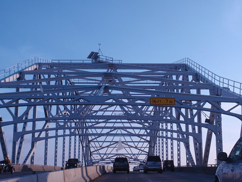Harbor Bridge in Corpus Christi