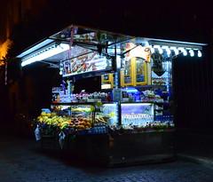 Night Vendor (explored) photo by pjpink