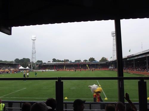 9592523426 a28b2663f9 Go Ahead Eagles   FC Groningen 3 3, 25 augustus 2013