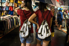 The Same Things We Wear | 私たちが着用同じ photo by francisling