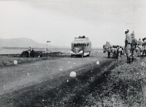 BM 2- 3 juin 41 franchiss frontière transjordanieSyrie - Fonds Amiel