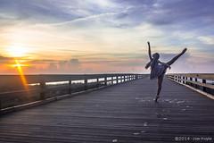 Boardwalk Dancer photo by Joe * Hoyle