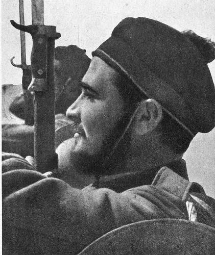 RFM- BFM- 1942- Libye- Fusilier Marin