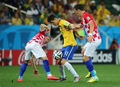 Brasil 3-1 Croacia photo by jonathan.sosa18