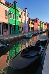 Burano, Italy photo by Matt Kawashima