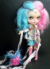 Mari the Marionette girl... photo by Unicornmine