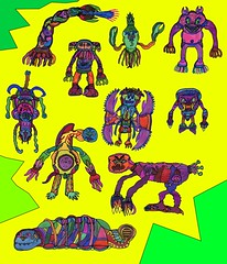 Beasts of Terramos photo by Moleman9000