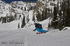 01/18/14-  Laps at light speed on the Casper Quad.  Skier: Jason Tat.