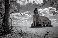 Hurricane Lake Church photo by Rodney Harvey