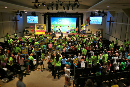 STF VBS 2013 Day1