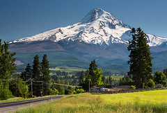 """Mt. Hood"" photo by Waldemar*"