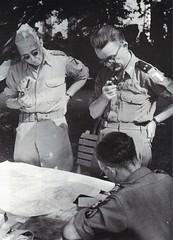1944 Provence- general de Larminat région de Marseille - Source :  ECPA