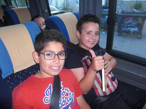 Samy R et Jad
