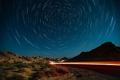 Desert Motion photo by howardignatius